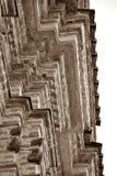 Perspectiva de doblez Imagen de archivo