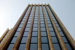 Perspectiva de la torre Foto de archivo