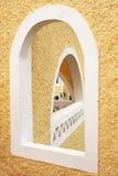Perspectiva de la ventana Fotografía de archivo libre de regalías