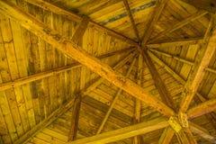 Perspectiva de madera Fotos de archivo