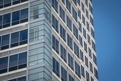 Perspectiva del rascacielos fotos de archivo libres de regalías