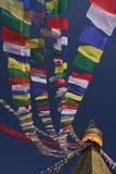 Perspectiva del templo Imágenes de archivo libres de regalías