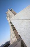 Perspectiva do monumento de Azadi Imagens de Stock