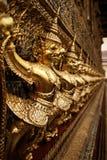 Perspectiva do templo fotografia de stock