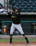 Perspectiva Dylan Busby de los Pittsburgh Pirates imagen de archivo libre de regalías