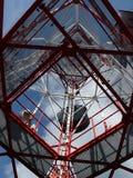 Perspectiva-torre Foto de archivo