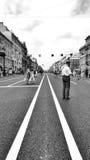 Perspectivas y líneas Fotos de archivo