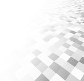 Perspective checkered surface Stock Photography