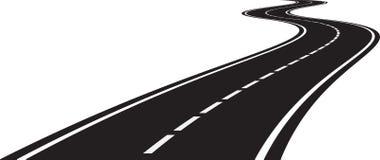 Curve Road Clipart