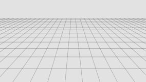 Perspective grid background. Abstract vector wireframe landscape. Abstract mesh background. Vector illustration. Perspective grid background. Abstract vector stock illustration