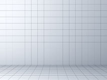 Perspective grid background Royalty Free Stock Photo