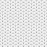 Perspective grid with square holes seamless pattern Stock Photos