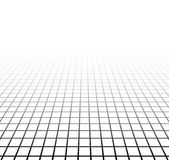 Perspective grid surface. Vector illustration. r Stock Photo