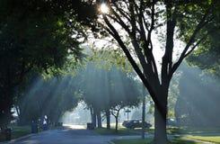 Perspective IL, Etats-Unis de bâti 26 septembre 2014 Photo libre de droits