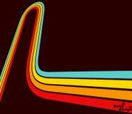 Perspective line Stock Photo