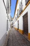Old street in Cordoba Stock Photography