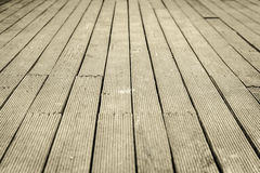 Perspective Old Wood Background Stock Image