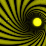 Perspective spiral Royalty Free Stock Photo