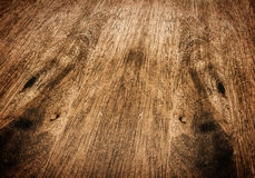 Perspective table top,wood texture Royalty Free Stock Photos