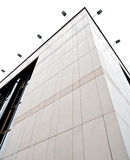 Perspective view of corporate building Stock Photography