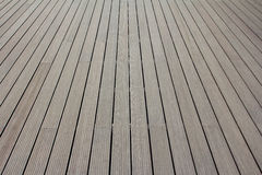 Perspective view of wood or wooden texture Royalty Free Stock Photos