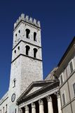 Perspectives d'Assisi, Italie Photographie stock libre de droits