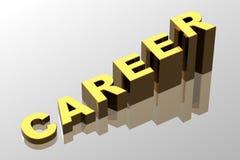 Perspectives de carrière Image libre de droits
