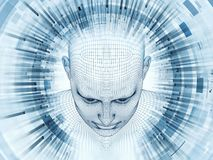 Perspectives of the Mind Stock Images