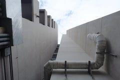 Perspektivbyggnad Royaltyfri Bild