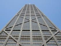 Perspektive eines Highrise stockbild
