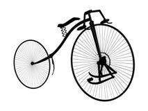 perspektywa rowerów Fotografia Royalty Free