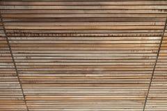Perspektywiczny widok dla natura malującego pustego puste miejsce jasnego tekstury drewnianego skutka Zdjęcia Royalty Free