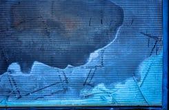 Perspex Grunge Royalty-vrije Stock Afbeelding