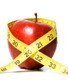 Perte de poids Photos stock