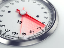 Perte de poids Photos libres de droits