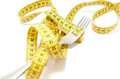 Perte de poids Images stock