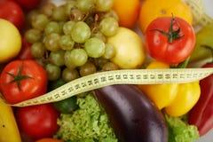 Perte de régime et de poids Photo stock