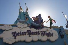 Perter Pan royalty free stock images