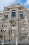 Pertevniyal Valide Sultan Mosque in Istanbul. Stock Photography