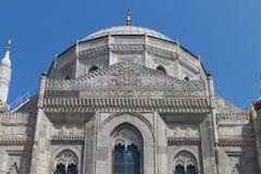 Pertevniyal Valide Sultan Mosque Stock Photo