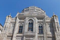 Pertevniyal Valide Sultan Mosque Stock Image