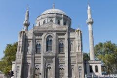 Pertevniyal Valide Sultan Mosque Royalty Free Stock Image
