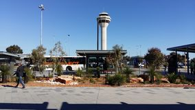 Perth Airport Stock Photo
