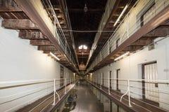 PERTH - AUSTRALIË - AUGUSTUS, 20 2015 - Fremantle-de Gevangenis is nu open aan het publiek Royalty-vrije Stock Afbeeldingen