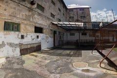 PERTH - AUSTRALIË - AUGUSTUS, 20 2015 - Fremantle-de Gevangenis is nu open aan het publiek Stock Fotografie