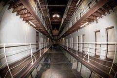 PERTH - AUSTRALIA - AGOSTO, 20 2015 - la prisión de Fremantle está abierta ahora al público Fotografía de archivo libre de regalías