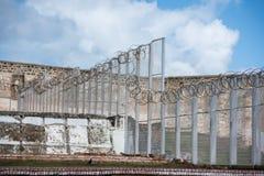 PERTH - AUSTRALIA - AGOSTO, 20 2015 - la prisión de Fremantle está abierta ahora al público Foto de archivo