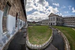 PERTH - AUSTRALIA - AGOSTO, 20 2015 - la prisión de Fremantle está abierta ahora al público Imágenes de archivo libres de regalías