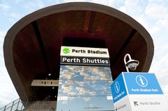 PERTH, AUSTRALIA - February 1, 2018: Stock Photo