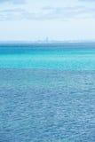 Perth Australia panorama ocean view Royalty Free Stock Images
